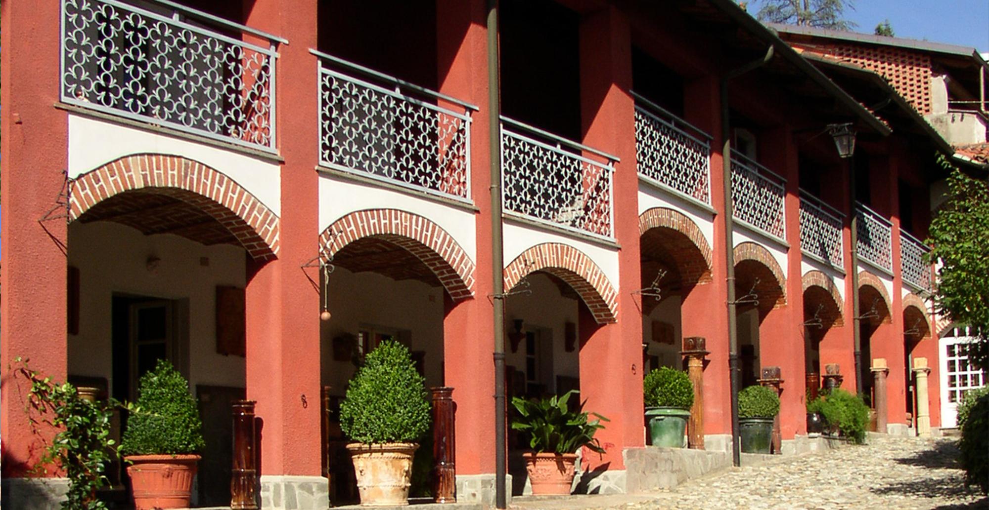 esterno casa museo famiglia allaira