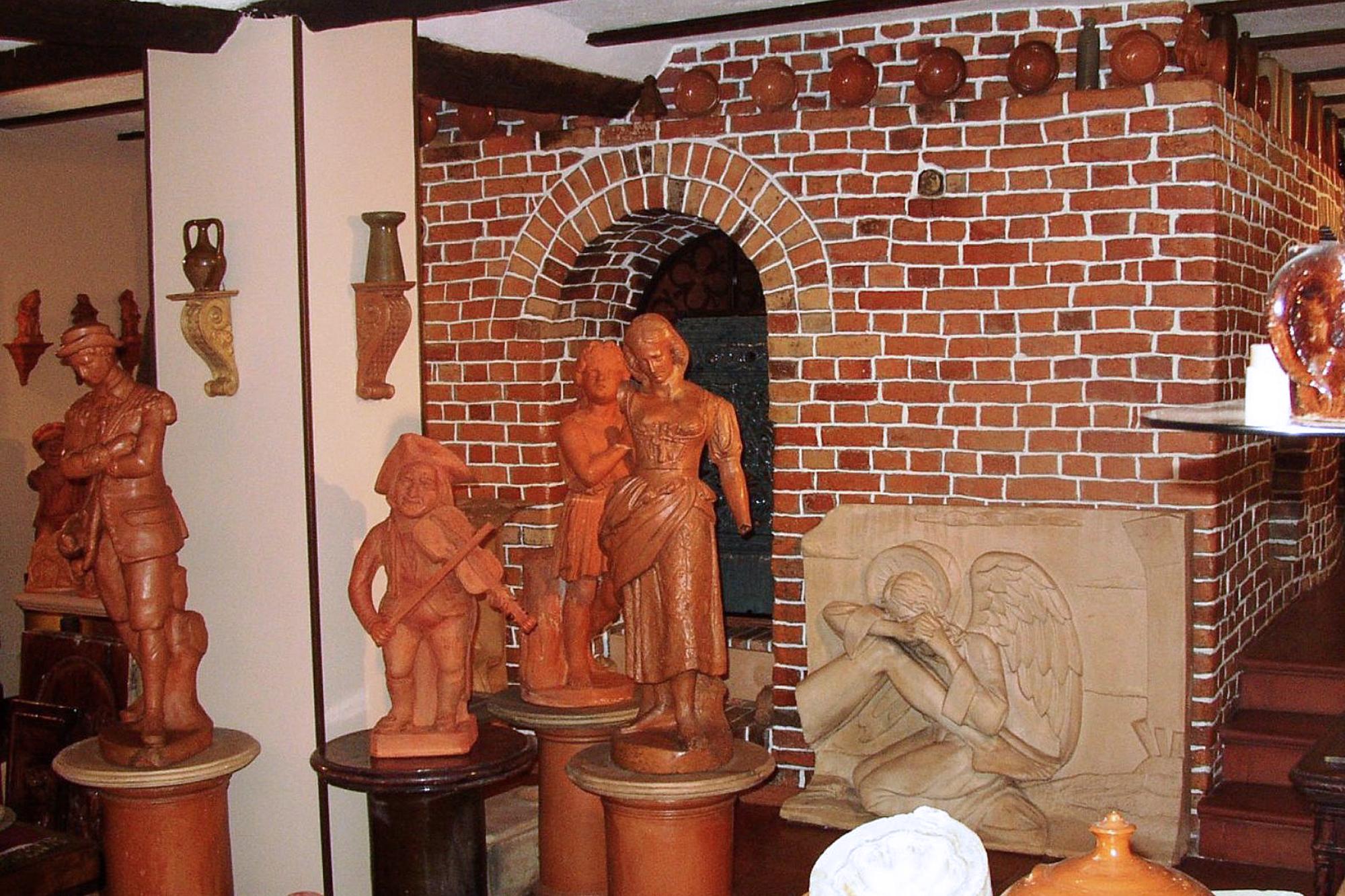 sala forno casa museo famiglia allaira